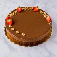 Floramye – bezglutenska torta
